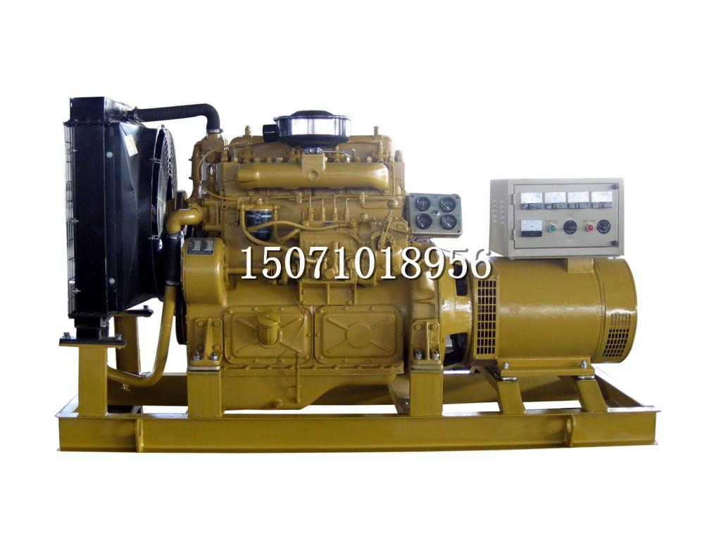 上柴动力发电机组2