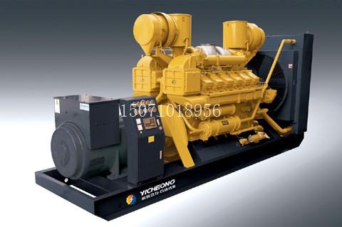 国产135型发电机出租1